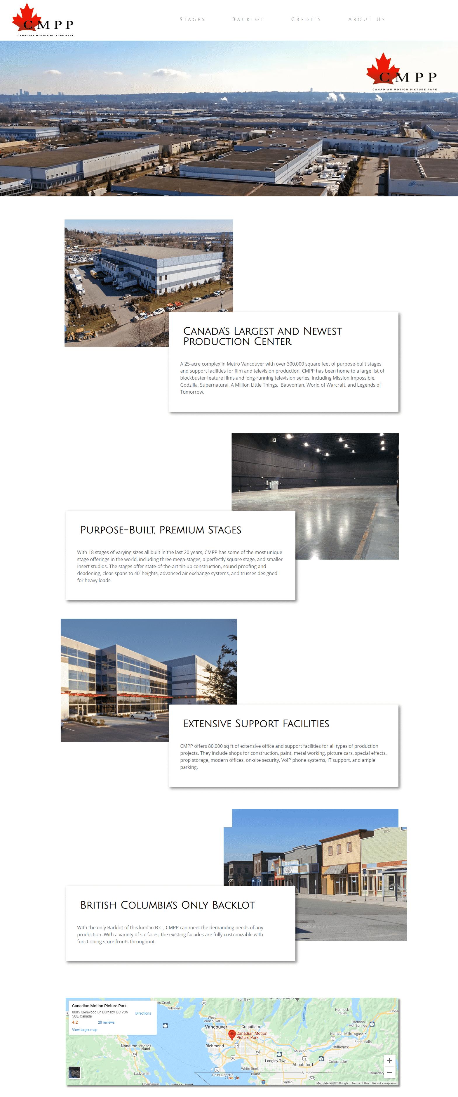 Vegas Website Development 8