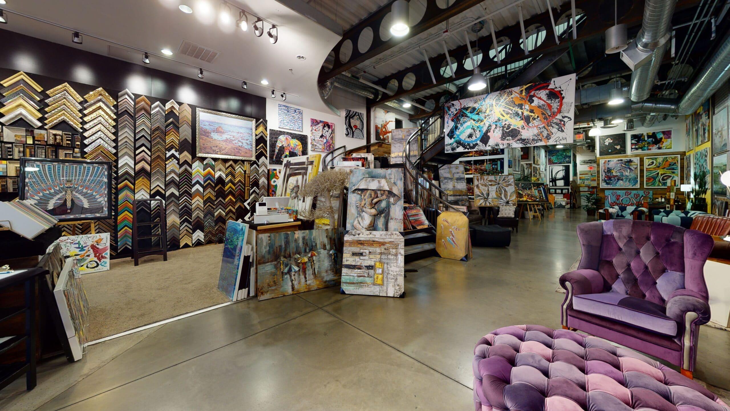 Matterport Las Vegas Retail Virtual Tour