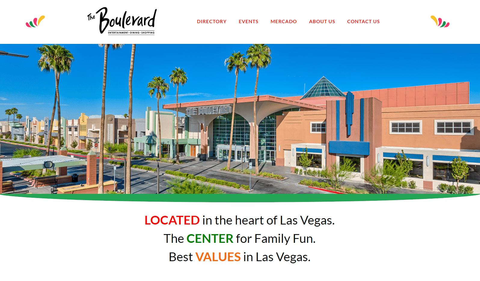 Vegas Website Development 12