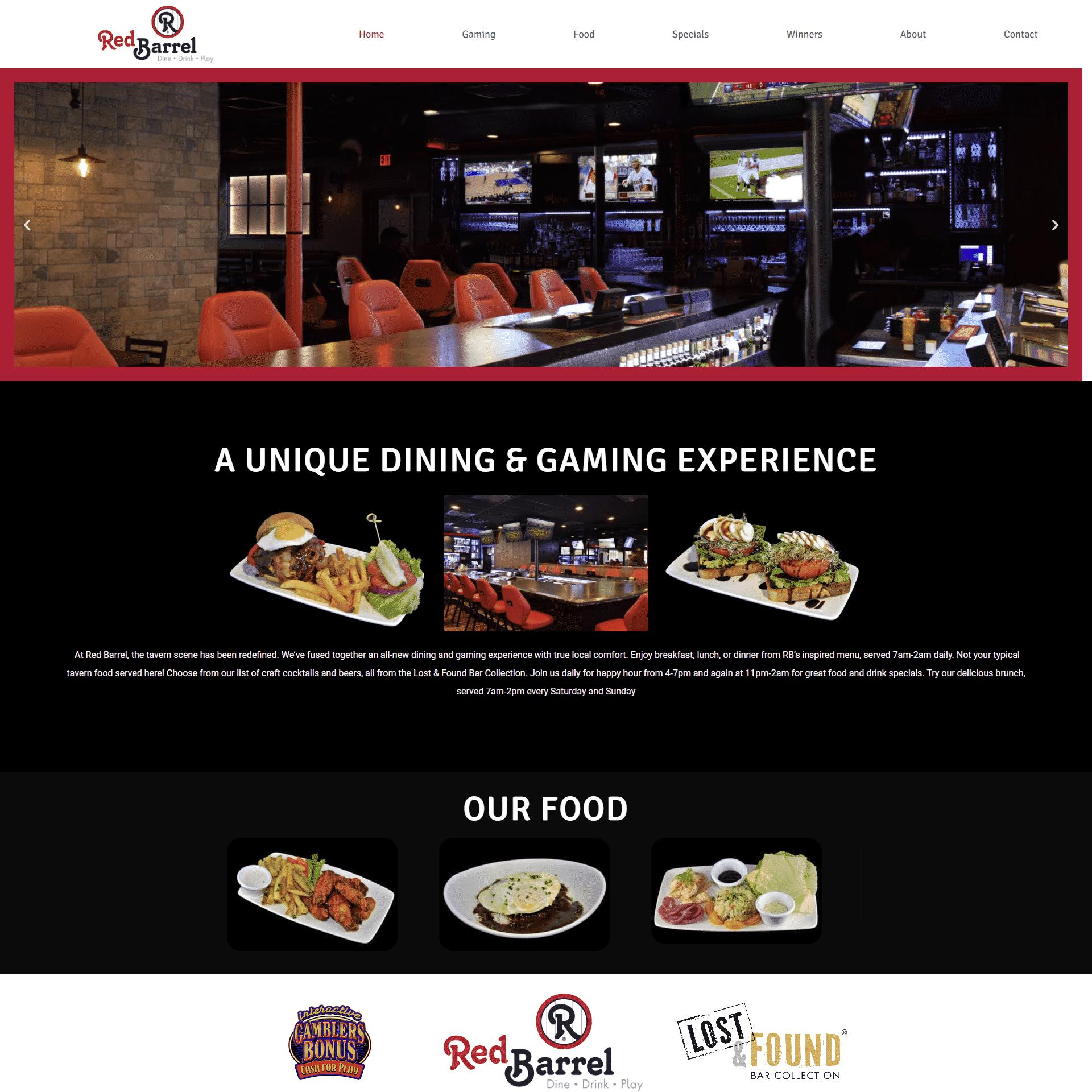 Las Vegas Website Design 13