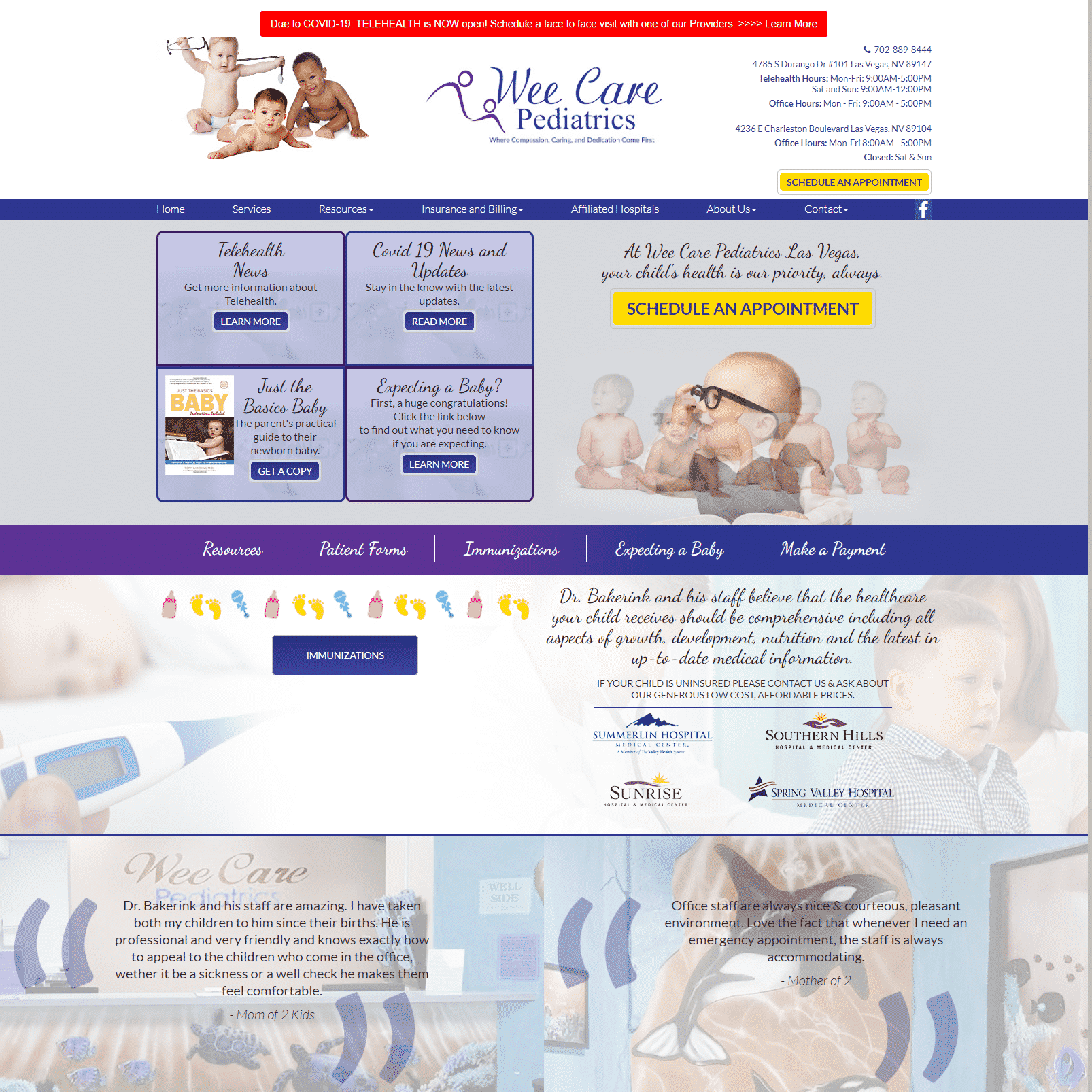 Vegas Website Development 11