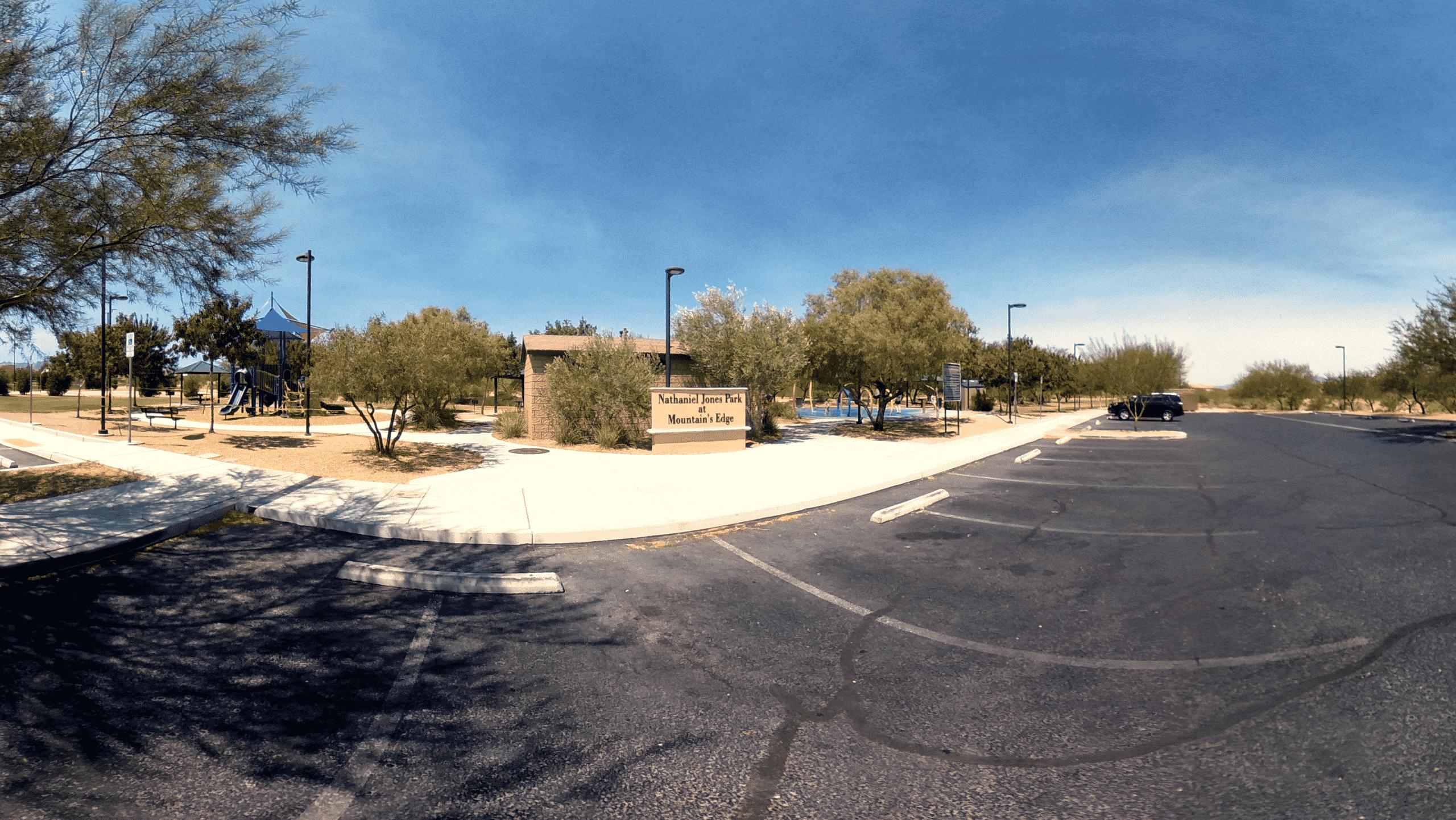 Nathaniel Jones Las Vegas Park