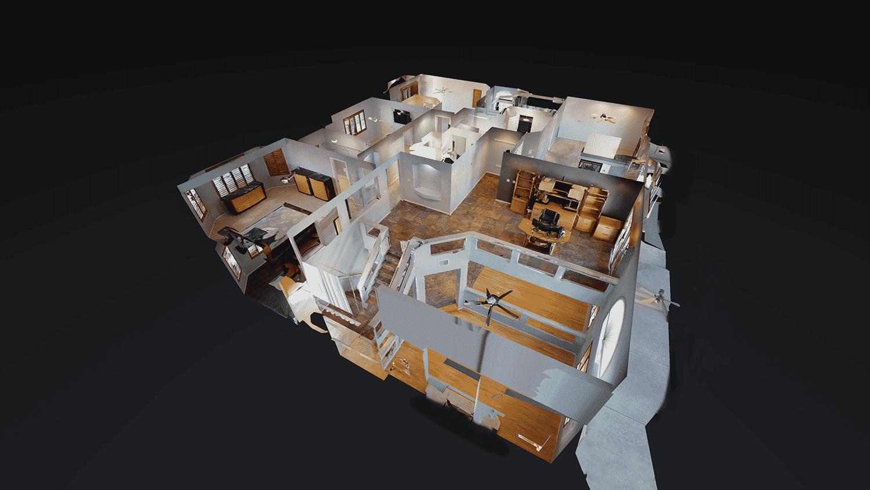 3D Real Estate Virtual Tour