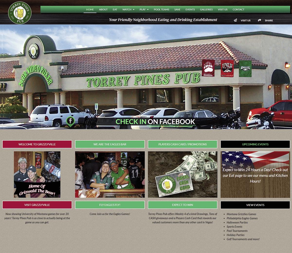 Vegas Website Development 1